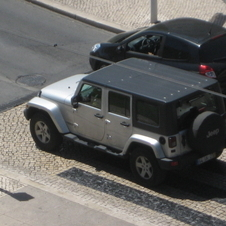 Jeep Wrangler 2.8 CRD MTX Call of Duty Pick Up