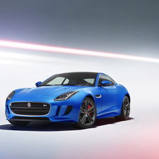 Jaguar F-Type British Design Edition Coupé
