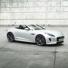The new F-Type British Design Edition was designed based on the F-TYPE S Coupé and Convertible