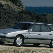 Citroën XM 2.0i Turbo Break