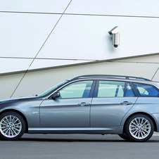 BMW 320d xDrive Touring LifeStyle (E91) LCI