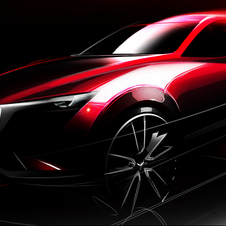 New CX-3 will hit the market in April 2015