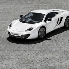 McLaren 650S is based on the MP4-12C