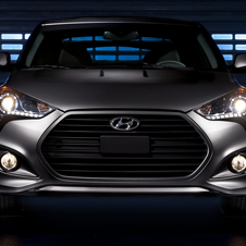 Hyundai Veloster gains speed with turbo version
