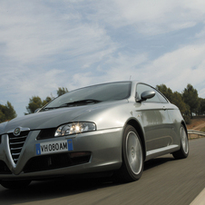 Alfa Romeo GT 1.9 Multijet 16v Distinctive