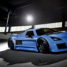 Gumpert's main model has been the Apollo which has proven itself on the track