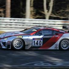 Lexus hopes its LFA performs well this year