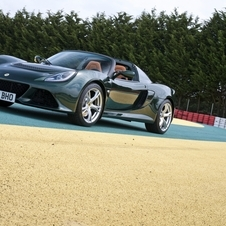 The automatic versions of the Exige S will be available from January 2015