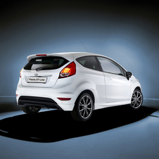 Ford Fiesta 1.0 T EcoBoost S/S ST-Line