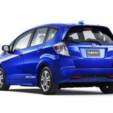 Honda Leasing Electric Fit to a Few Lucky Customers in US