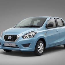 Datsun revealed its new car yesterday