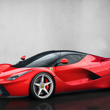 The lower sales does not count the 499 LaFerraris that will be built