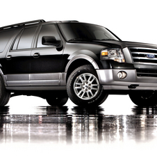 Ford Expedition EL XL 4X2