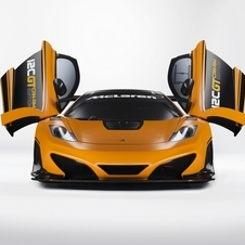 McLaren is building 30 of them