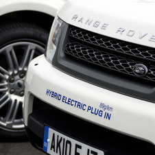 It shares the powertrain and battery locations of the car that will be debuted in Frankfurt