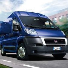 The ProMaster will use the Ducato platform