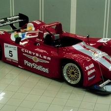 Chrysler LMP