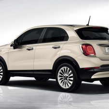 After the cabriolet and 500L versions it's time to introduce a crossover version: the 500X