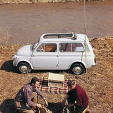 Fiat 500 Station Wagon
