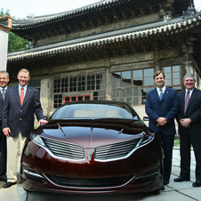 Maybe Lincoln can build the popularity that Buick has in China