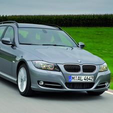 BMW 318d Touring Sport Plus