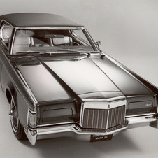 Lincoln Continental Coupé