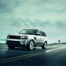 Land Rover Range Rover Sport 3.0 Supercharged
