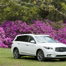 The Infiniti JX will become the QX60 this year