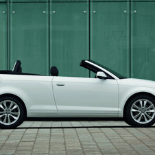 Audi A3 Cabriolet 1.6 TDI S line