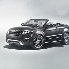 Land Rover Officially Reveals Evoque Convertible