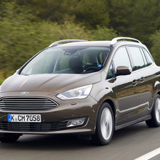 Ford C-Max 1.5 TDCi Trend+
