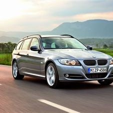 BMW 320d Touring Exclusive