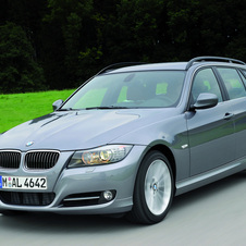 BMW 330d BluePerformance Edition Sport