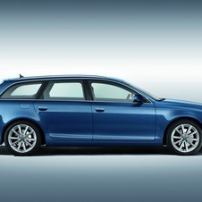 Audi A6 Avant 2.8 V6 FSI 220cv multitronic Limited Edition