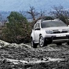 Dacia will have the refreshed Duster in Frankfurt
