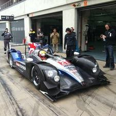 Honda has not revealed whether the LMP2 car will get similar upgrades