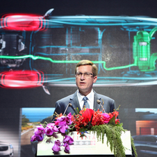 It believes that electrified cars will be important to China in the near future.