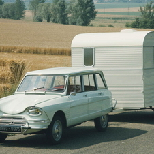 Citroën Ami 6 Break