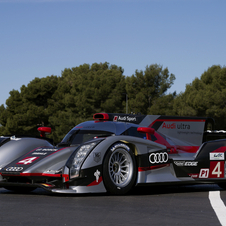 The R18 Ultra will compete alongside the E-tron at its debut.