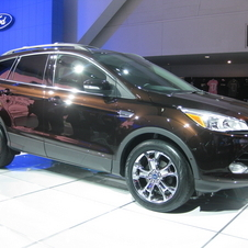 Ford Escape 2.0-liter EcoBoost I-4