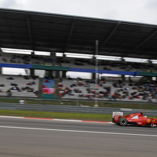 Since 2007, Hockenheim and the Nürburgring have alternated the German Grand Prix
