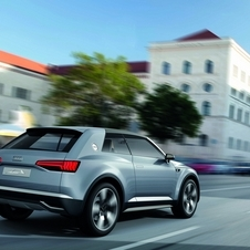 Audi sees a chance to broaden its range of SUVs