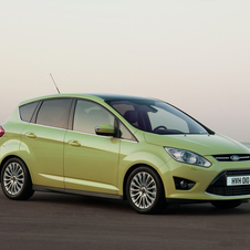Ford Grand C-Max 1.6 Titanium