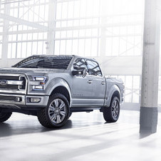 The Atlas is the concept for the next generation F150