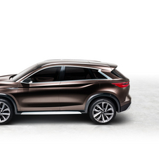 It previews a new mid-size premium SUV