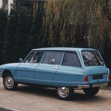 Citroën Ami 8 Break