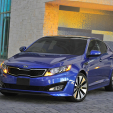 Kia Optima EX Turbo