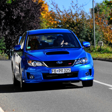 Subaru WRX STI Saloon 2.5 Type UK