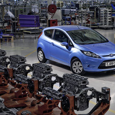 The 1.6 TDCi engine finds its way into loads of Fords including the Fiesta