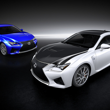 The RC F will have its European debut in Geneva